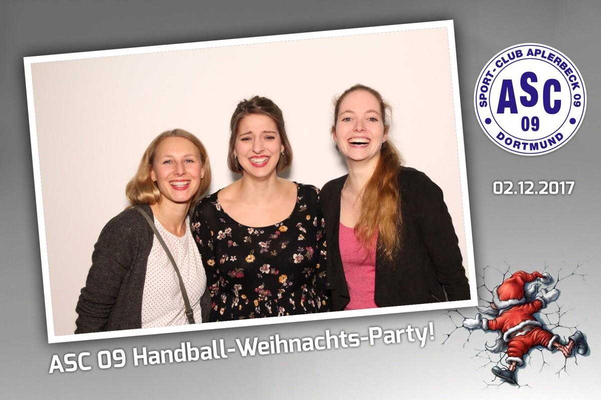 Handball Weihnachtsfeier 2017-7