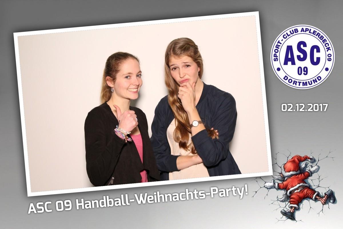 Handball Weihnachtsfeier 2017-9