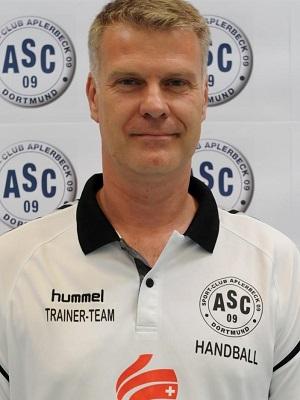 Co-Trainer Timo Ilske