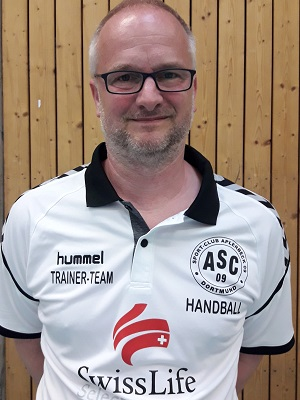 Trainer Marc Köhnke