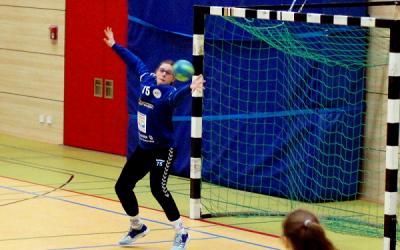 Oberliga-Vorrunde, 1. Spieltag: SVT BO Riemke – ASC 09 35:18 (20:8)