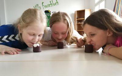 wE/wD-Jugend: Kennenlern-Wochenende in der Villa Froschloch