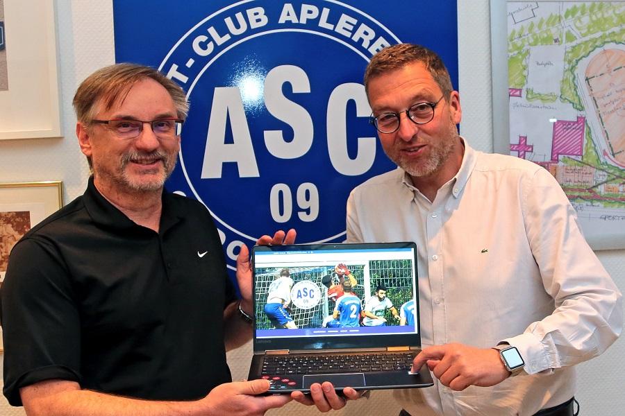 Herzlich willkommen auf der neuen ASC 09-Website!