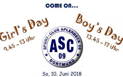Basketball-Schnuppertag – Girl's Day / Boy's Day
