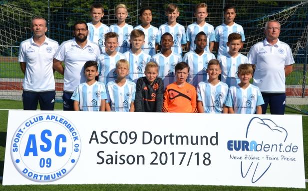 Hallenstadtmeisterschaft 2018 – D1-Junioren erreichen die Endrunde