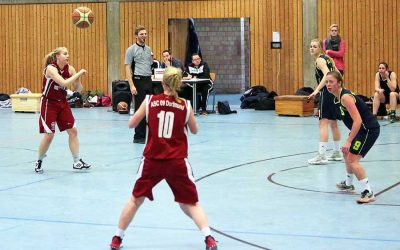 Seniorenteams der ASC 09-Basketballer/innen beenden die Saison – Ein Fazit