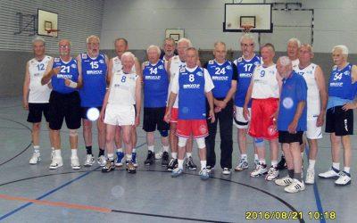 Basketball Gründergeneration trifft sich vom 24. – 26. August in Dortmund
