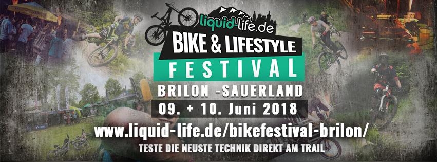 Pumptrack-Rennen beim Bike & Lifestyle Festival am Trailground in Brilon