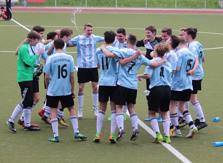 A-Junioren untermauern Aufstiegsambitionen – Sieg im Spitzenspiel bringt die Tabellenführung