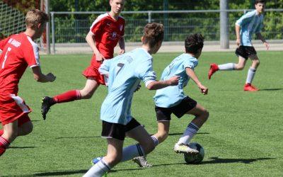 Seit sieben Spielen ohne Punktverlust – C2-Junioren auf Aufstiegskurs