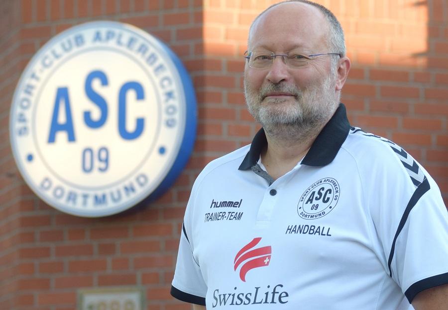 Trainer Gerd Mecklenbrauck