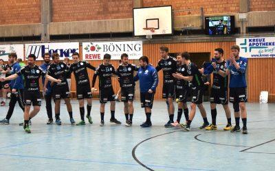 26. Spieltag: ETG Recklinghausen – ASC 09 24:30 (12:19)