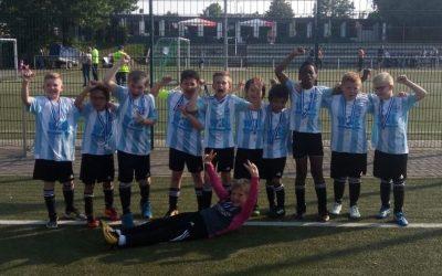 Grandioser Auftritt – F3-Junioren kehren als Turniersieger nach Aplerbeck zurück
