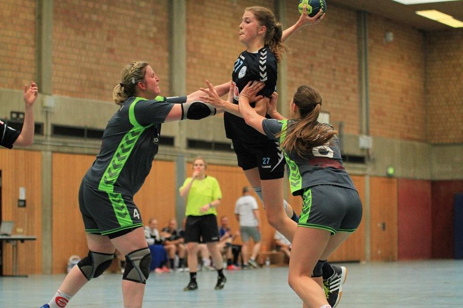 21.Spieltag: ASC 09 2 – HSG Gevelsberg Silschede 32:26 (15:10)