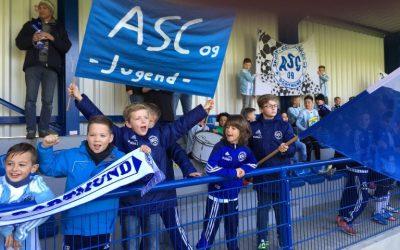 """Die """"Erste"""" anfeuern – Eintritt frei für ASC-Juniorenspieler"""