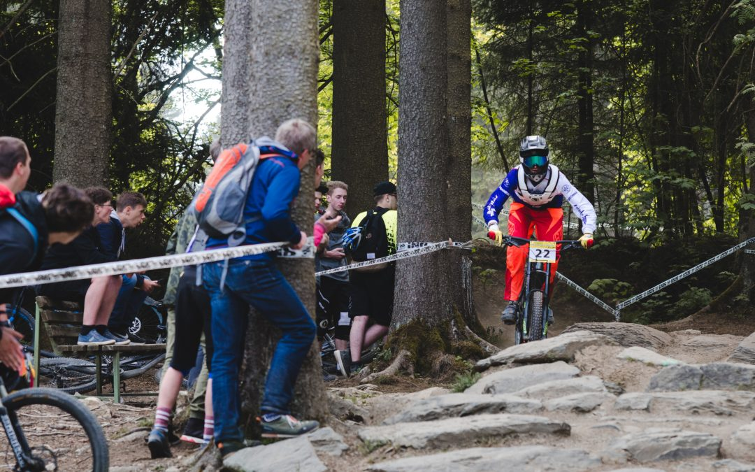 IXS Dirtmasters 2018 – ein Rückblick. Four Cross, Downhill und Enduro