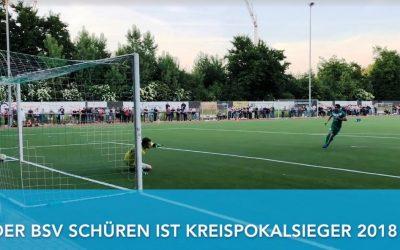 ASC 09 verliert Elfmeterschießen – Kreispokal geht an Schüren