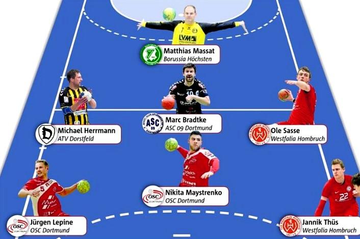 "ASC 09-Kapitän Marc Bradtke im ""Allstar-Team"" der RN!"