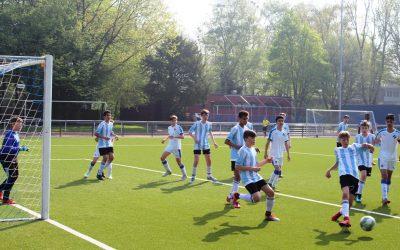 Mannschaft beweist Moral – Niederlage gegen den SC Dorstfeld