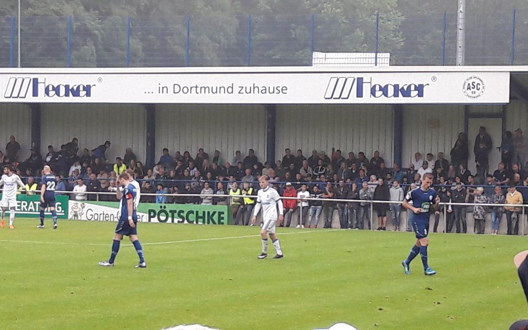 Kein Glück! ASC 09 verliert gegen Schalke 0:1 und erwägt Protest