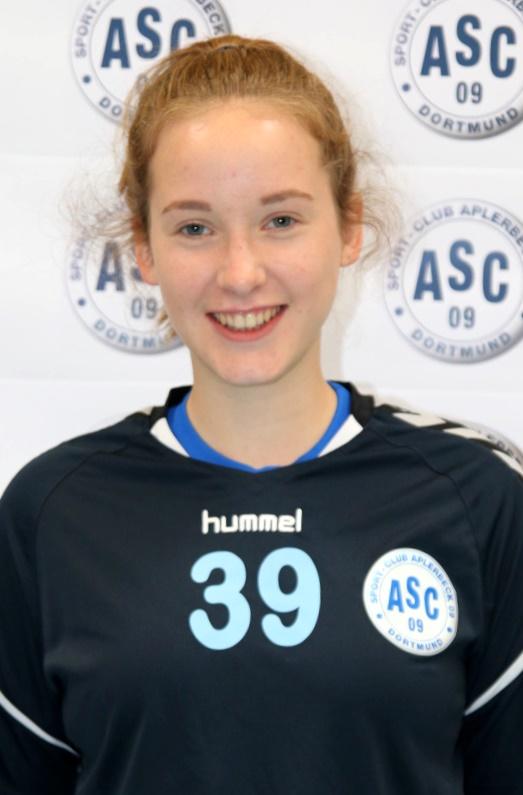 Co-Trainerin Zoe Möller