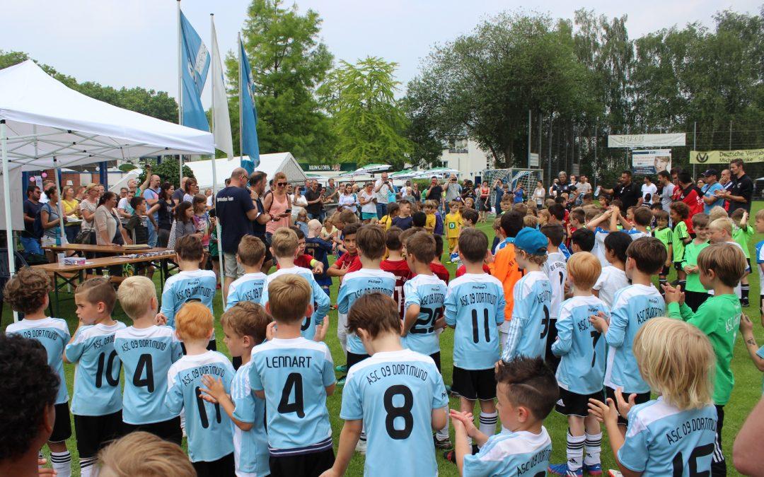 Euradent-Cup aus sportlicher Sicht – E1-und D1-Junioren siegen im Waldstadion