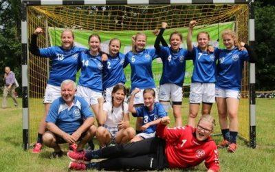 wC-Jugend gewinnt Rasenturnier des TVE Husen-Kurl