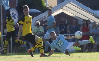 ASC 09 verliert Test gegen BVB-Amateure mit 1:4
