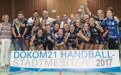 ASC 09 fiebert als Gastgeber der Handball-Stadtmeisterschaft entgegen!
