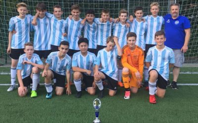 Ein halbes Dutzend Turniersiege – C1 gewinnt das Turnier des SV Berghofen