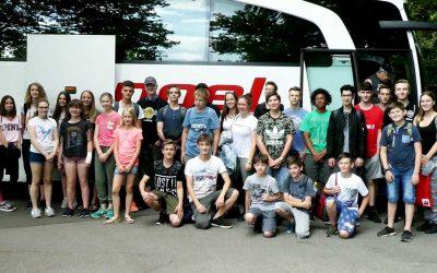 Jugendfreizeit der Basketballer in Hinsbeck