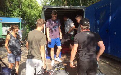 Aufbruch nach Usedom – ASC-Ferienfreizeit ist gestartet