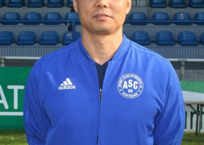 Physiotherapeut Heung Min