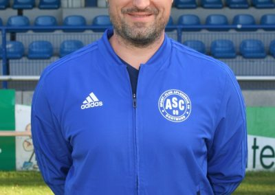 Torwarttrainer David Ringel
