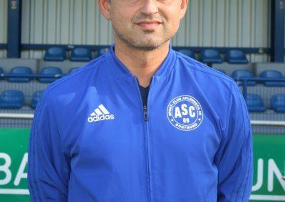 Co-Trainer Georgis Tatsis