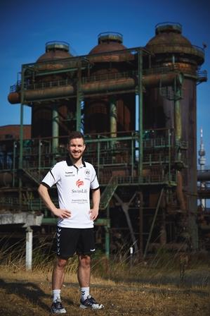 Trainer Luca Breickmann
