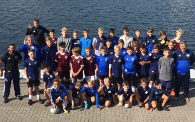 Trainingslager Duisburg – Drei intensive Tage für unsere C1- und D1-Junioren