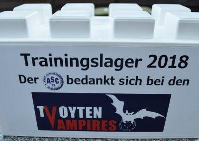 Handball H1 Traininglager Oyten2