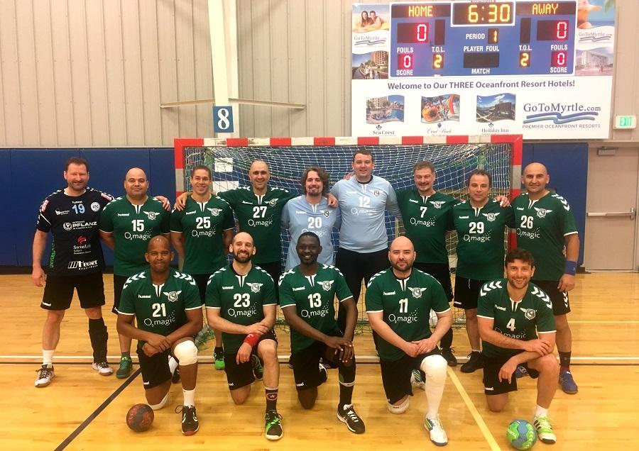 Ein Aplerbecker Urgestein bringt den Handball in die USA