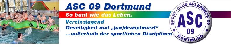 """""""Alte"""" Homepage der Vereinsjugend"""