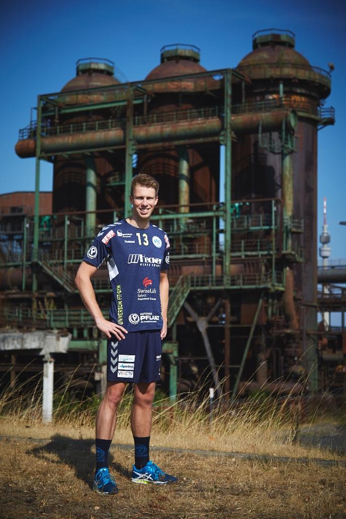 #13 Philipp Meisel - Rückraum