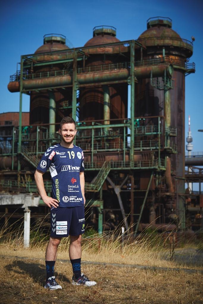 #19 Luca Breickmann - Linksaußen
