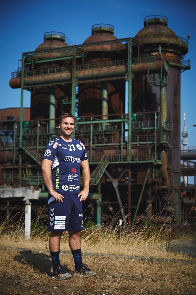#23 Stephan Prüfer - Rückraum, Rechtsaußen