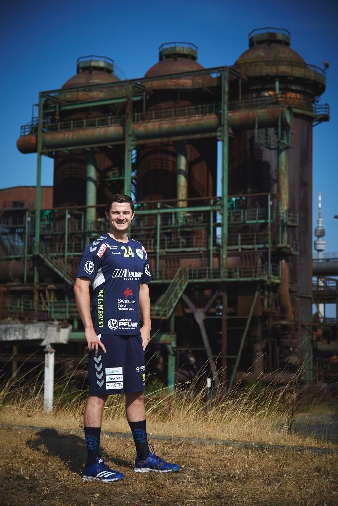 #24 Tim Nimmesgern - Rückraum