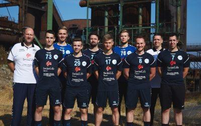 2. Kreisklasse, 1. Spieltag: ASC 09 III – HSG Annen-Rüdinghausen II 25:26 (11:14)