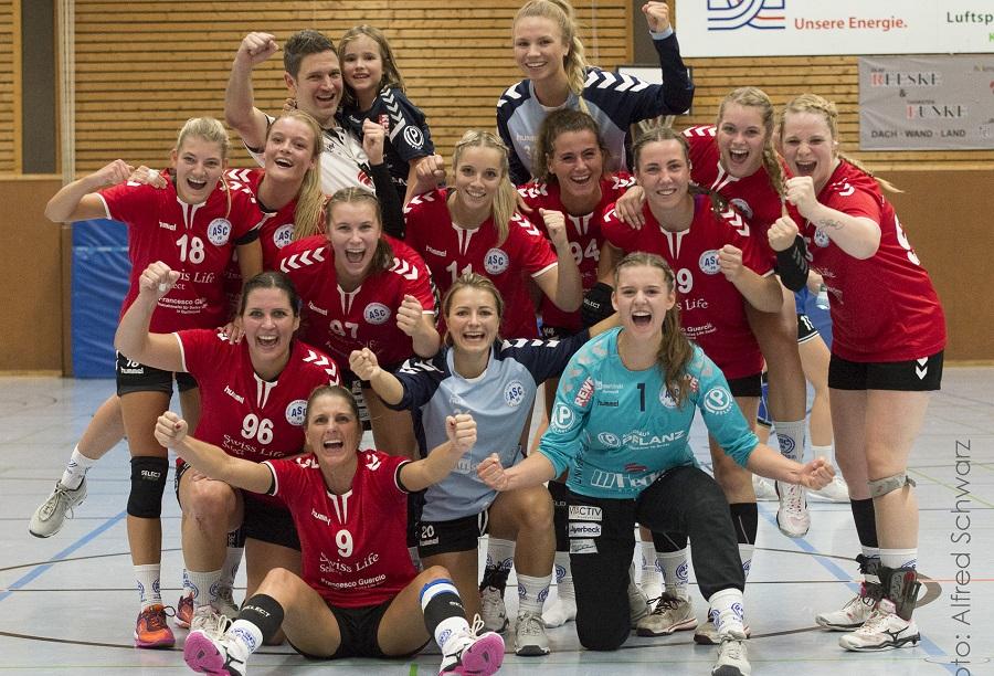 Handball-Damen mit nächstem Derby-Sieg – Herren in der Krise!