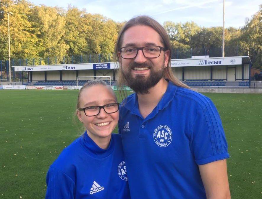 Erfolgreicher Abschluss – Aleksandra Mijnders absolviert die Ausbildung zur C-Lizenz-Trainerin