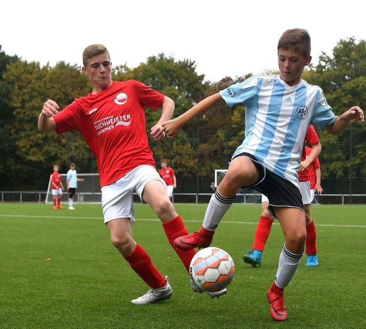Punkte liegen gelassen – Trotzdem begeistert – C1-Junioren sind in der Liga angekommen