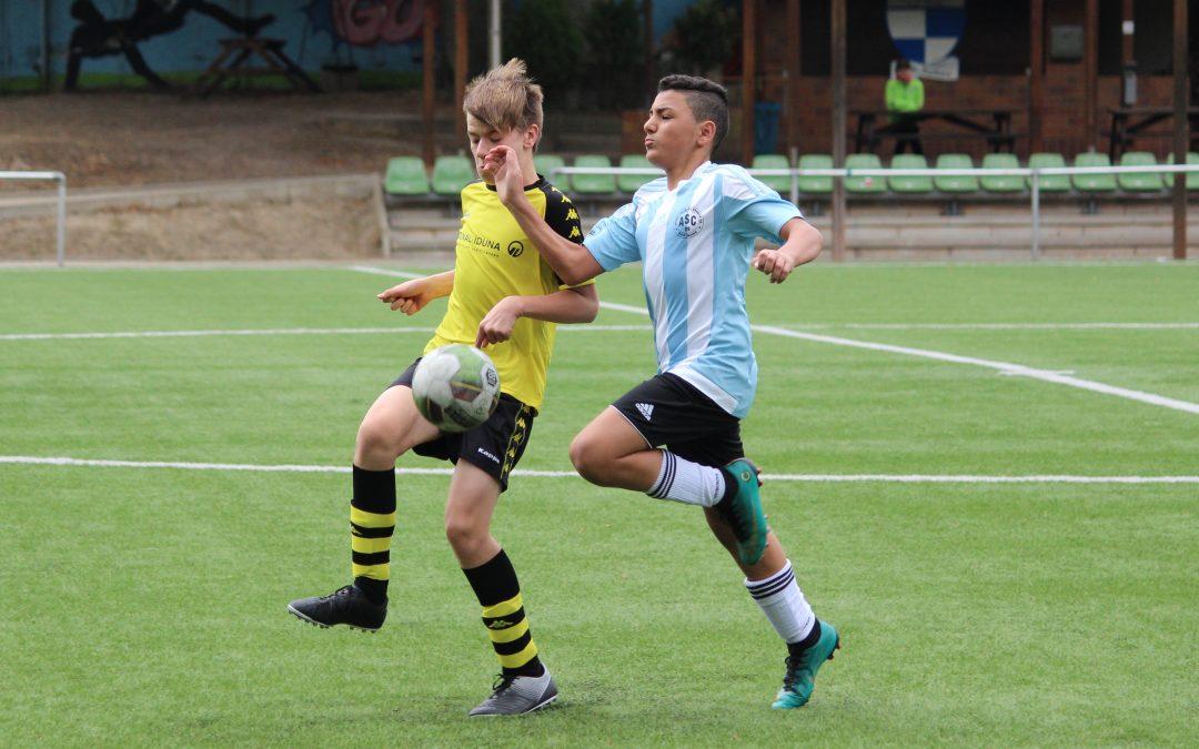 Herbe Niederlage – Derbysieg geht nach Berghofen