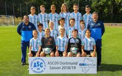 Spiel gegen den Kirchhörder SC gedreht – D1-Junioren bleiben weiterhin ungeschlagen !